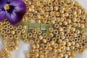 6-0-Toho-Seed-Beads-25-Galvanized-Starlight-14-grams-PF557