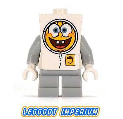 LEGO Minifigure Squidward Spongebob Squarepants bob003 FREE POST