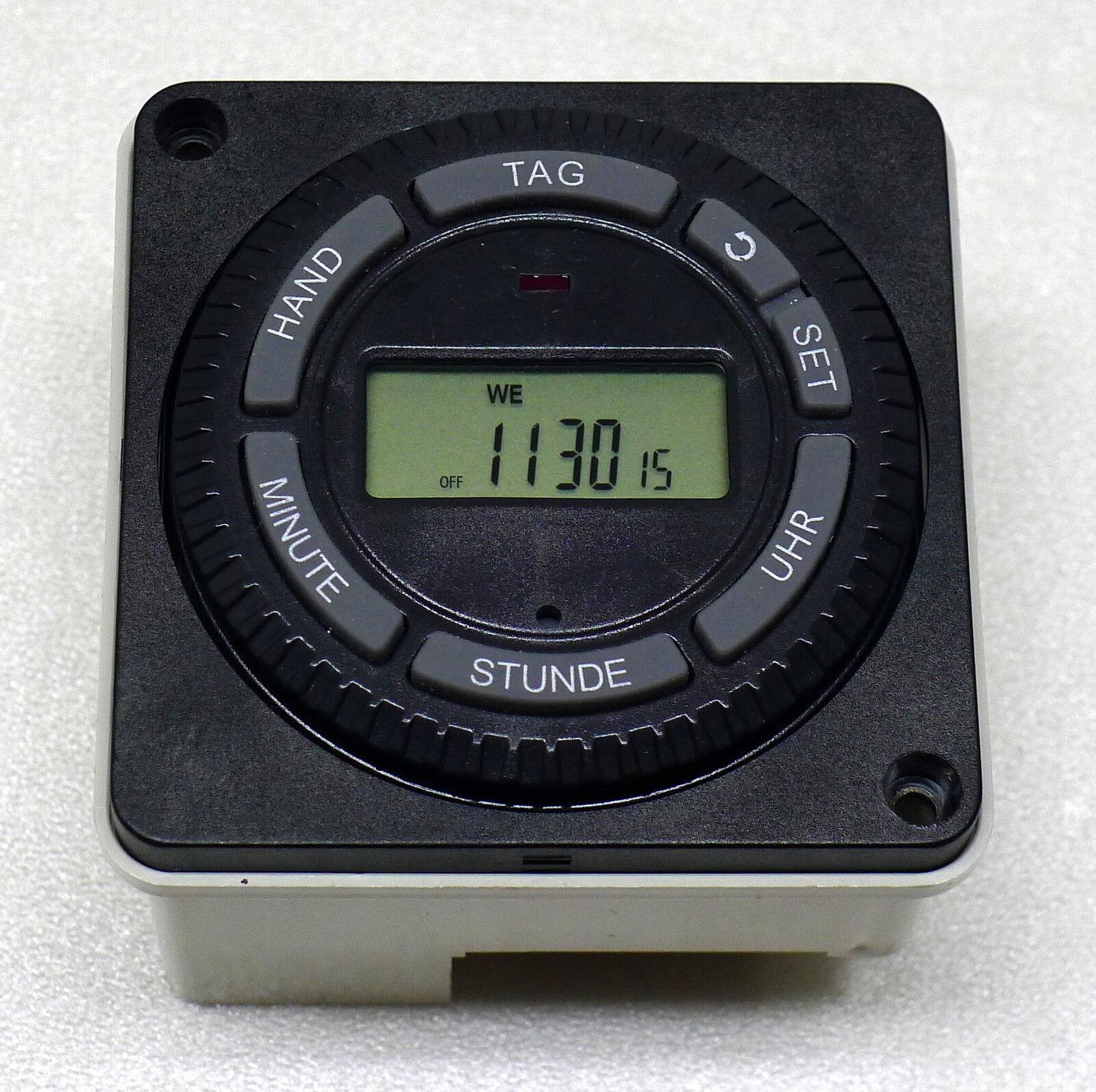 Digitale Schaltuhr für MIL/1QRTuZH MIL/1 Garantie 2 Jahre Inzahlungnahme