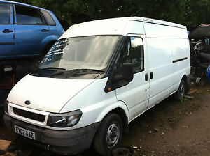 Ford-Transit-washer-motor-breaking-whole-car-for-spares