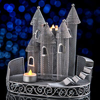 Fairytale Castle Centerpiece Will Create A Magical Fairytale Feel.