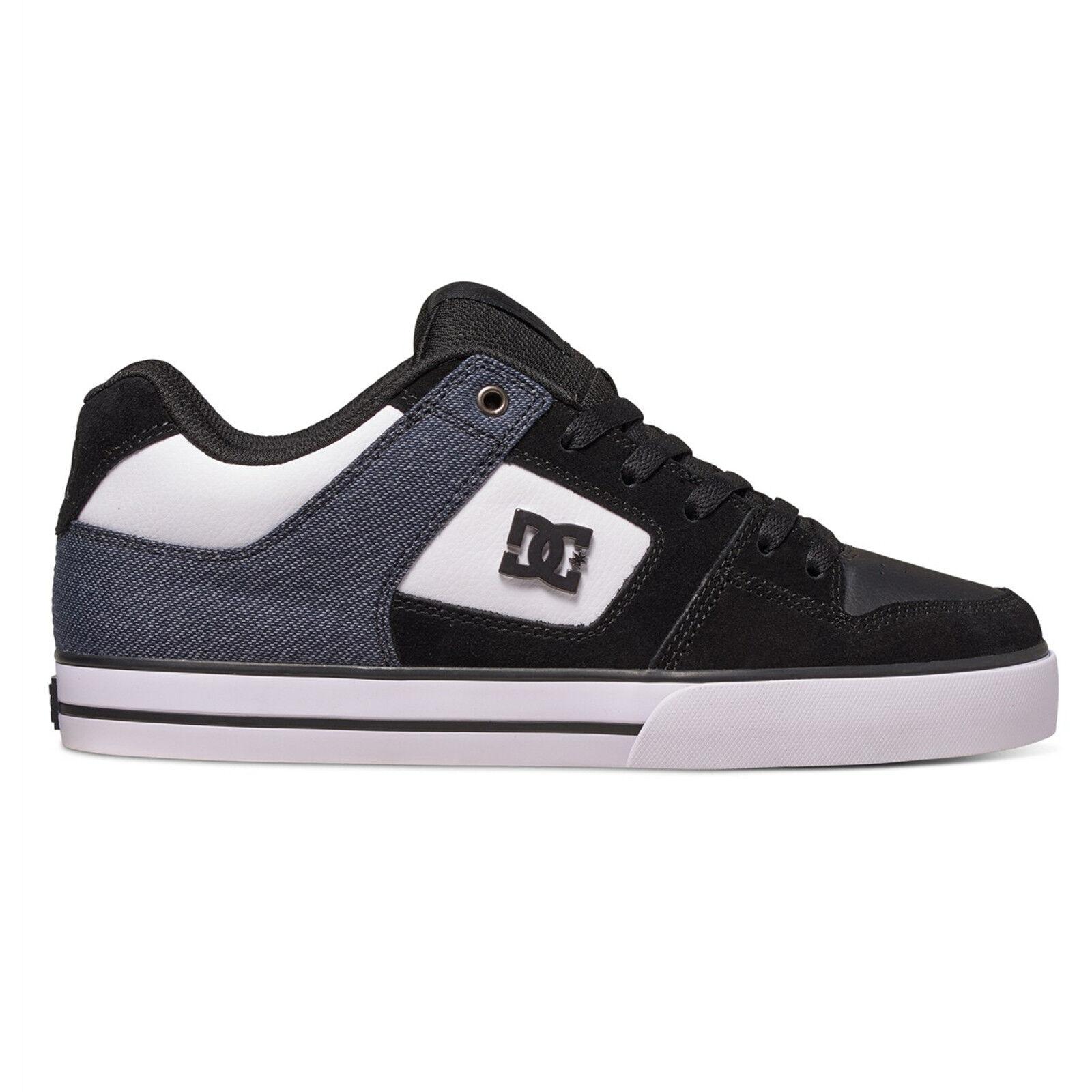 636102291efabf DC pure se BKW Low top chaussures skate chaussure Basket Basket Basket  Chaussure s skater Chaussure Black Grey | Nous Avons Gagné Les éloges De  Clients | De ...