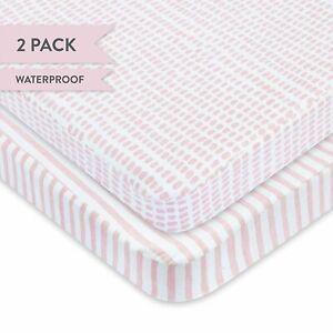 Mini Portable Crib Sheet