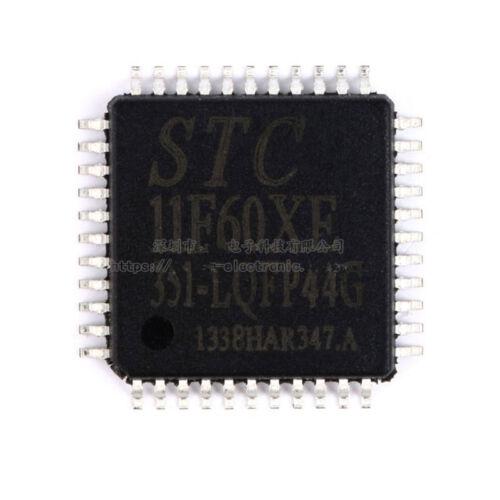 1pcs Original STC11F60XE-35I-LQFP44G single-chip microcomputer