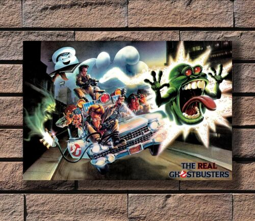 ZA298 Ghost Busters Classic Movie Poster Hot 40x27 36x24 18inch