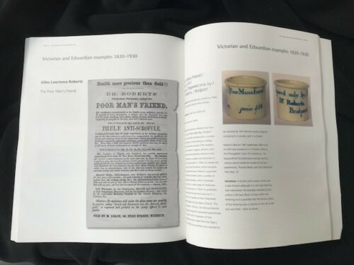 The best Delftware /& Victorian Ointment Pot Guide Reference Book