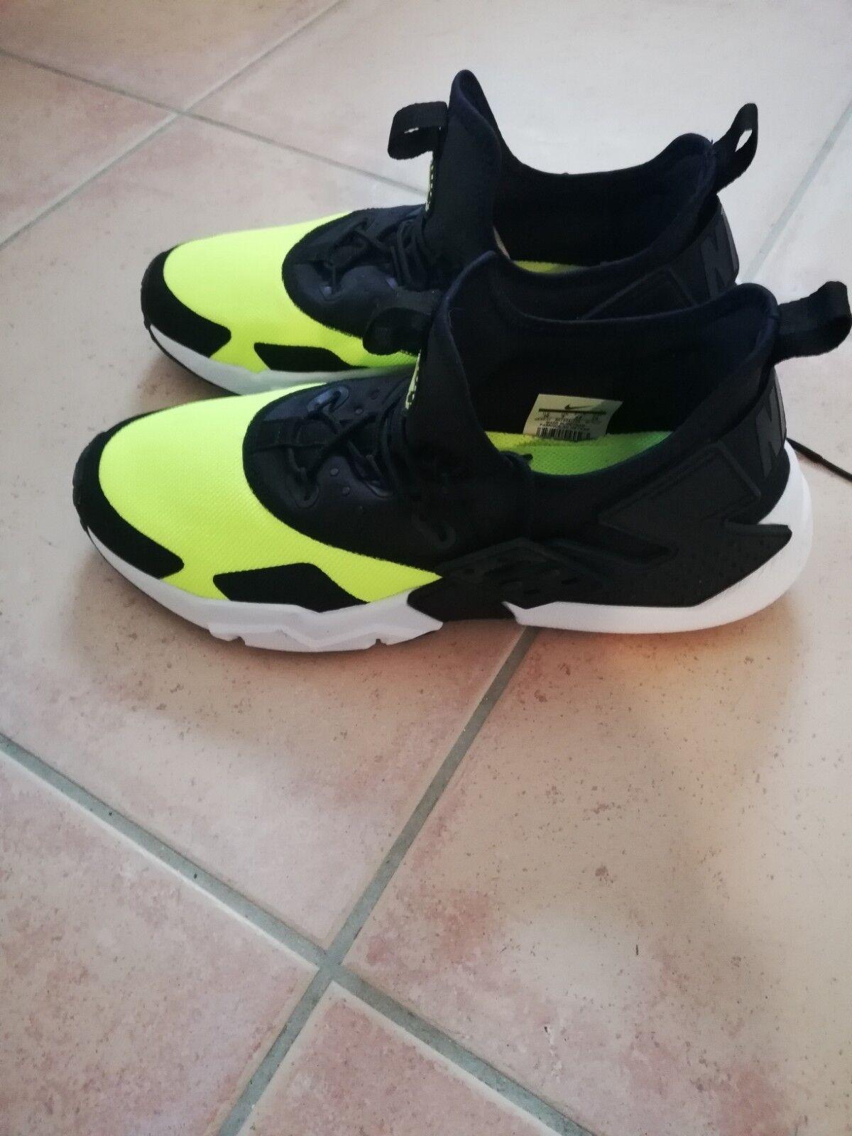 huge selection of c7f32 b9c24 ... Nike air huarache drift drift drift schwarz volt, Gr. 44, NEU Helle  farben