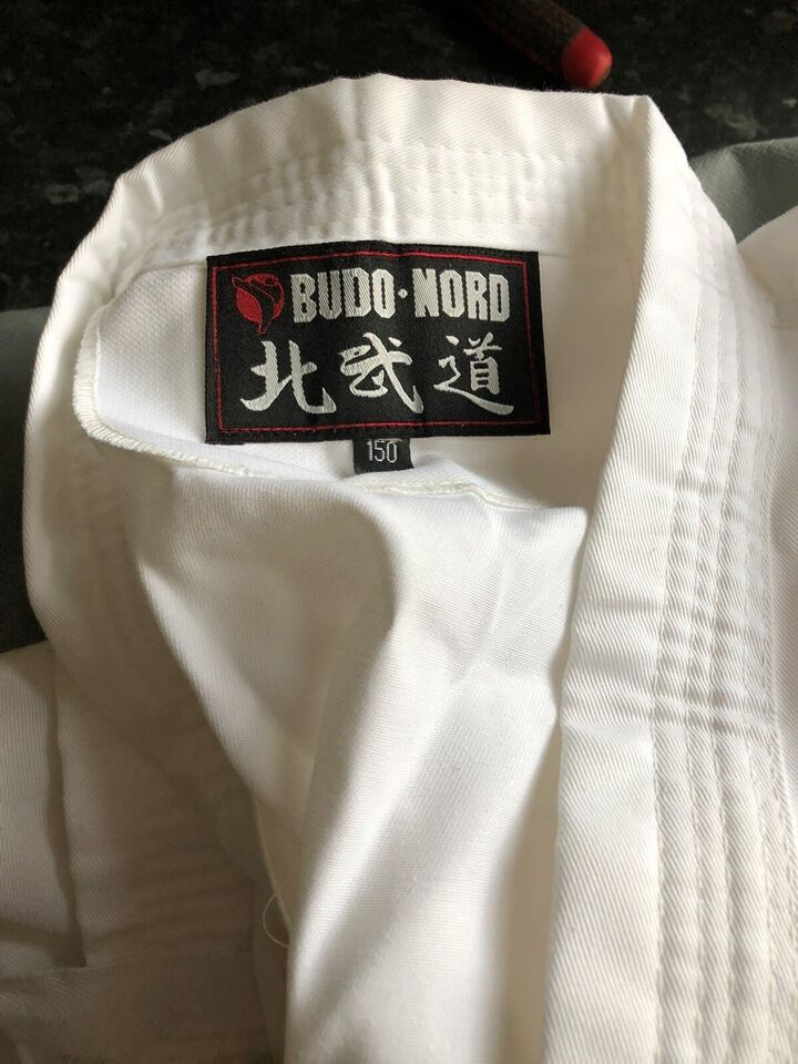 Karatedragt, Budo nord, str. 150