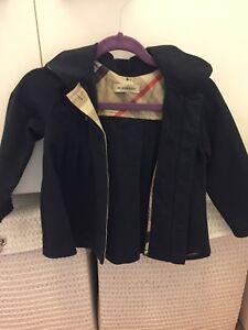 3d2d6efad787 magnifique manteau veste fille 9 mois Burberry comme neuf   eBay