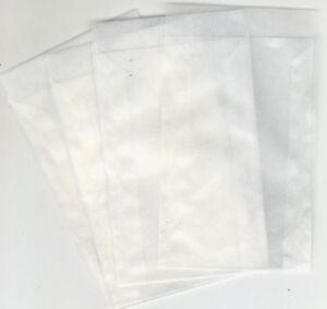 100-Pergamintueten-hochwertige-Qualitaet-150-x-200-mm-und-20-mm-Klappe-pt713-2