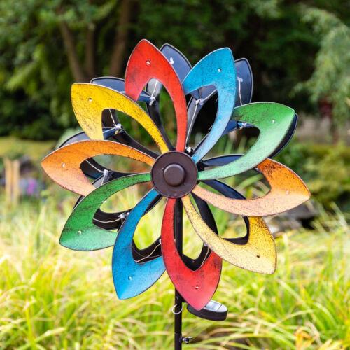 Garten Windspiel Dekoration Sternschnuppe Solarleuchte LED-Beleuchtung Primrose™