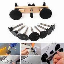 7pc Auto Car Body Paintless Tool Kit Bridge Dent Puller Remover Repair Hand Tool