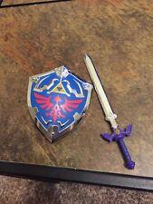Master Replicas Zelda Twilight Princess Master Sword & Hylian Shield 2006