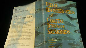 Field-identification-coastal-salmonids-salmon-fish-1997-paperback-E187