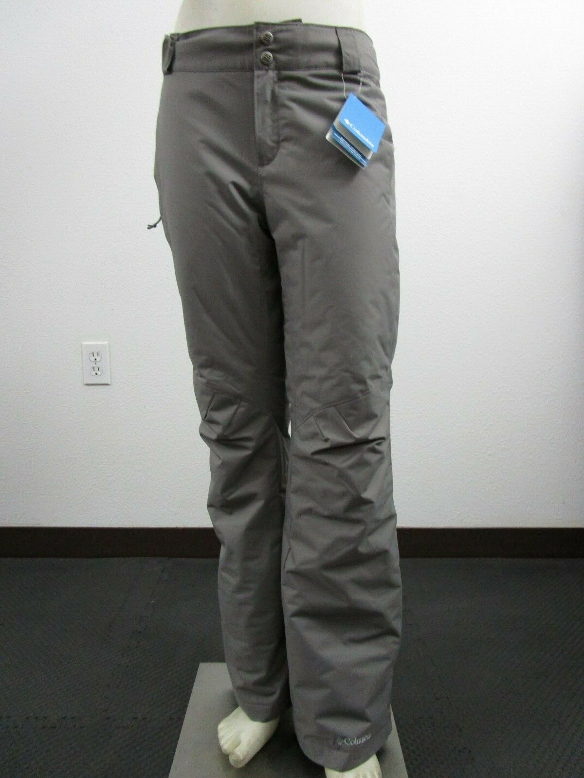 NWT Womens Columbia Arctic Trip Insulated Waterproof Ski Snow Pants - Boulder