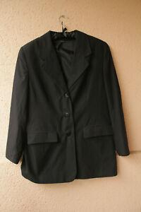 Schwarzer-Damen-Blazer-ca-Groesse-XL-aufwaerts