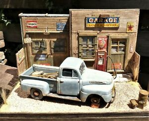 QHC-Diorama-1-24-034-1949-Ford-F1-Pick-up-034-with-lighting