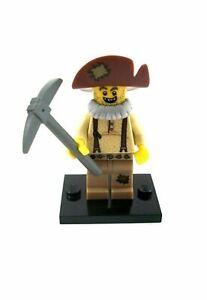 Genuine-LEGO-Minifigures-Series-12-Prospecteur-Brand-New-71007