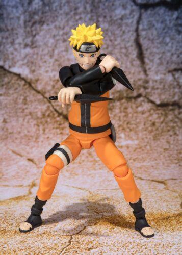 Bandai S.H.Figuarts PRE-ORDER Best Selection Naruto Shippuden Naruto Uzumaki