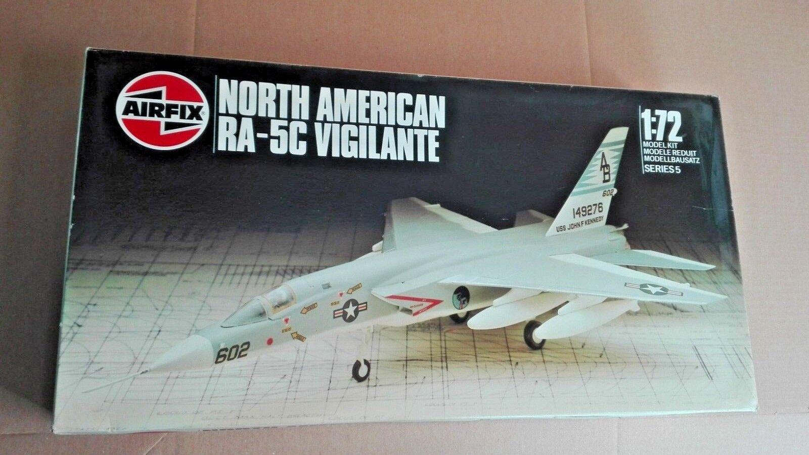 NORTH AMERICAN RA5C VIGILANTE    172 AIRFIX