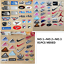 81PCS-Mixed-lots-Sports-Logo-Embroidered-Applique-Iron-on-Sew-on-Patch-Badge thumbnail 5