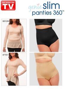 9170952bcd94c NEW GENIE SLIM PANTIES 360 body sculpting Underwear Body AS SEEN ON ...