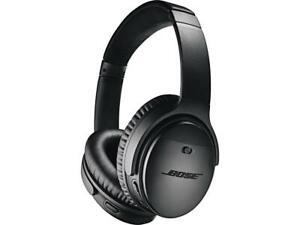 Bose QuietComfort 35 Wireless Headphones II - Black