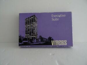 Vintage-Boxed-Set-Of-Six-Stainless-Pastry-Forks-VINERS-EXECUTIVE-SUITE-RETRO