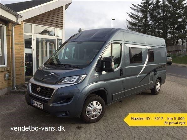 McLouis Menfys Van 03 S-Line, 2017, 2700
