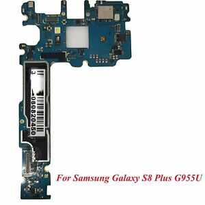 Details about For Samsung Galaxy S8 Plus G955U Motherboard Main Logic Board  Clean IMEI 64GB