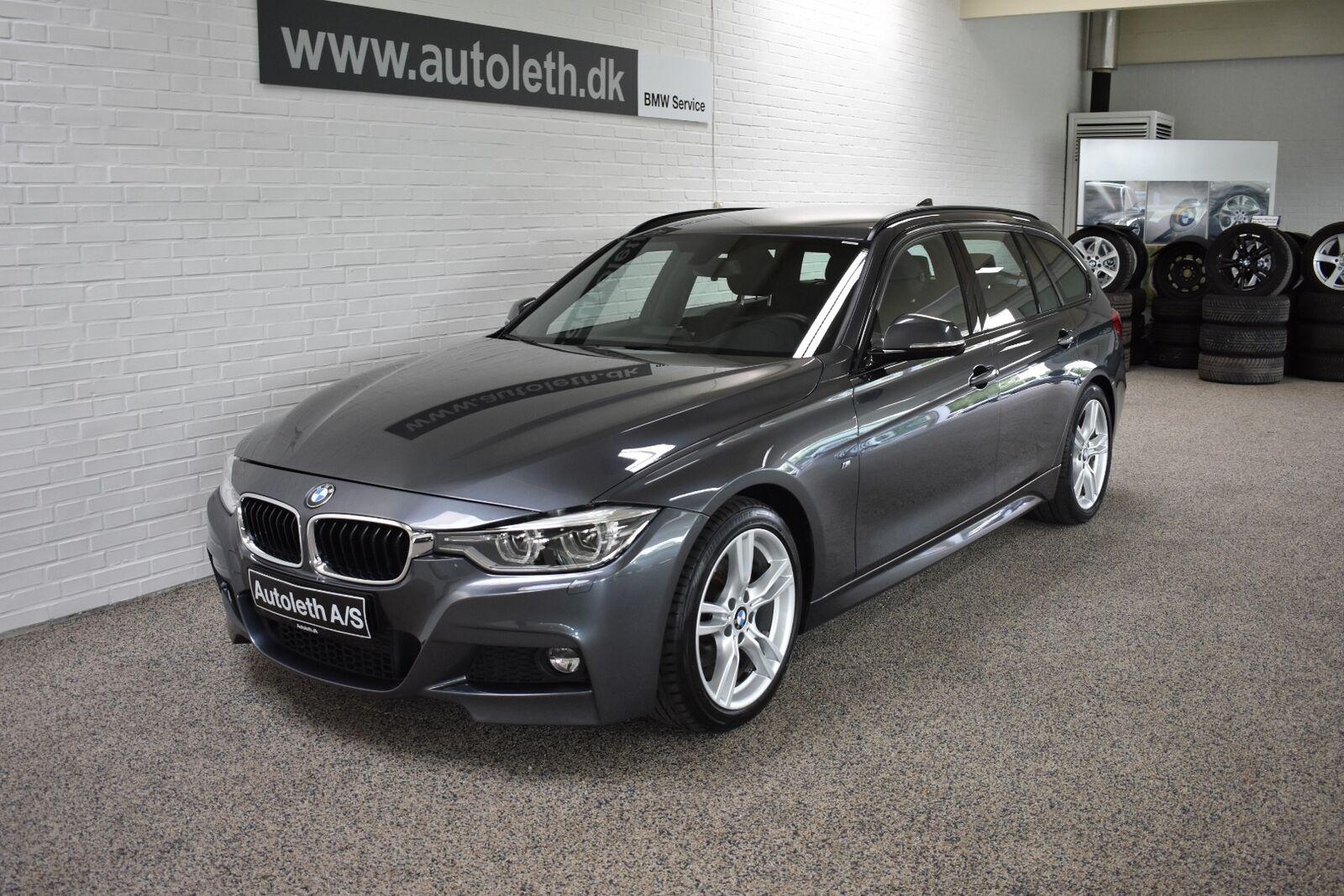 BMW 320d 2,0 Touring M-Sport aut. 5d - 359.900 kr.