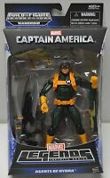 Agents Of Hydra Soldier Captain America Marvel Legends Hasbro Action Figure Nip