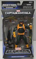 Agents Of Hydra Soldier Captain America Marvel Legends Hasbro Action Figure Nip