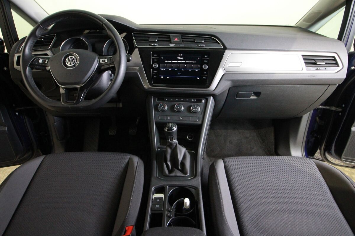 VW Touran 1,0 TSi 115 Trendline 7prs