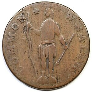 1788-2-B-R-4-Massachusetts-Cent-Colonial-Copper-Coin-1c