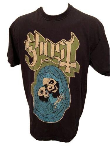 Ghost Shirt Size Large King Diamond Iron Maiden Vo