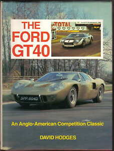 Ford-GT40-An-Anglo-American-Competition-Classic-by-Hodges-Pub-MRP-1984