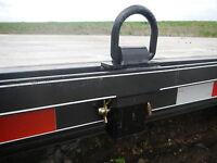 Stake Pocket D-ring 5/8 Gooseneck Flatbed Deck Over Step Deck Trailer Tie Down