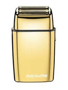 BaBylissPRO® GOLD FOILFX02™ Cordless Metal Double Foil