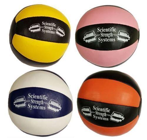 SSS MEDICINE BALLS Various Größes 1KG to 20KG - LEATHER