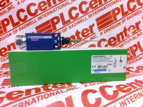 NEW IN BOX SCHNEIDER ELECTRIC XCKD2106N12 XCKD2106N12