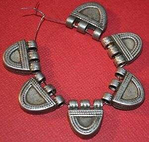 Antique Silver Ethiopian Telsum Amulets