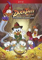 Ducktales The Movie Treasure Of The Lost Lamp Sealed Dvd Disney Duck Tales