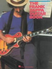 The Frank Zappa Guitar Book Sheet Music Transcribed by and Featuring 000160459