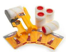 Paint Edger 11 Piece Jumbo Kit Accubrush MX Roller Brush 5-8 Feet per Load
