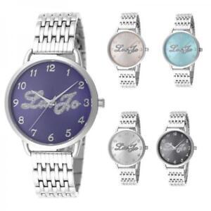 Orologio-Donna-LIU-JO-Luxury-ISABEL-Bracciale-Acciaio-Swarovski-Colorato-NEW