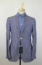 New CERRUTI 1881 BY PAL ZILERI Cotton 2 Button Sport Coat 48/38 R Drop 8 $650