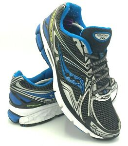 Running Shoes Black Silver Blue 20225 1