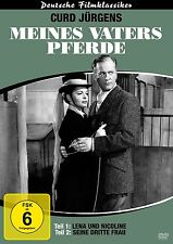 Meines Vaters Pferde - Alle 2 Teile - Curd Jürgens, Eva Bartok - Filmjuwelen DVD