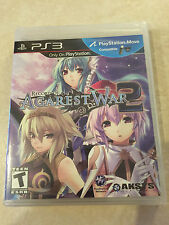 Record of Agarest War 2 (Sony PlayStation 3, 2012) PS3 NEW
